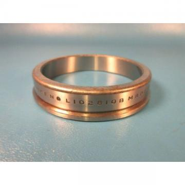 Timken L102810 B, Tapered Roller Bearing Single Cup with Flange, USA