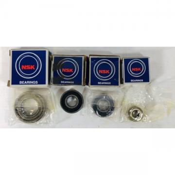 NSK Bearing 6005ZZC3 6202VVC3 R6ZZ 6202V (Lot of 4)