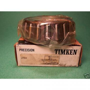 Timken Precision 2984 30000 Tapered Roller Bearing Cone