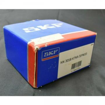 SKF NN3018KTN9/SPW33 Cylindrical Roller Bearing Double Row NN-3018-KTN9/SPW33