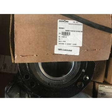"""Rexnord BS226814 Flange Bearing 3-15/16"""" Bore 3.94 Mod A384 New Free Shipping"""