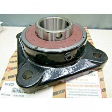 """Rexnord Link Belt Electric Furnace Bearing BY410723 61154 1-3/4"""" 4 Bolt Flanged"""