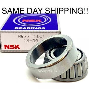 New ListingNSK HR32004XJ Tapered Roller Bearings 20x42x15mm SAME DAY SHIPPING !!!