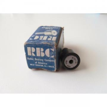 "RBC H-20-LW CAM FOLLOWER BEARING H 20 LW 5/8"""